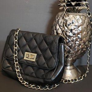 Borse in Pelle Crossbody leather bag